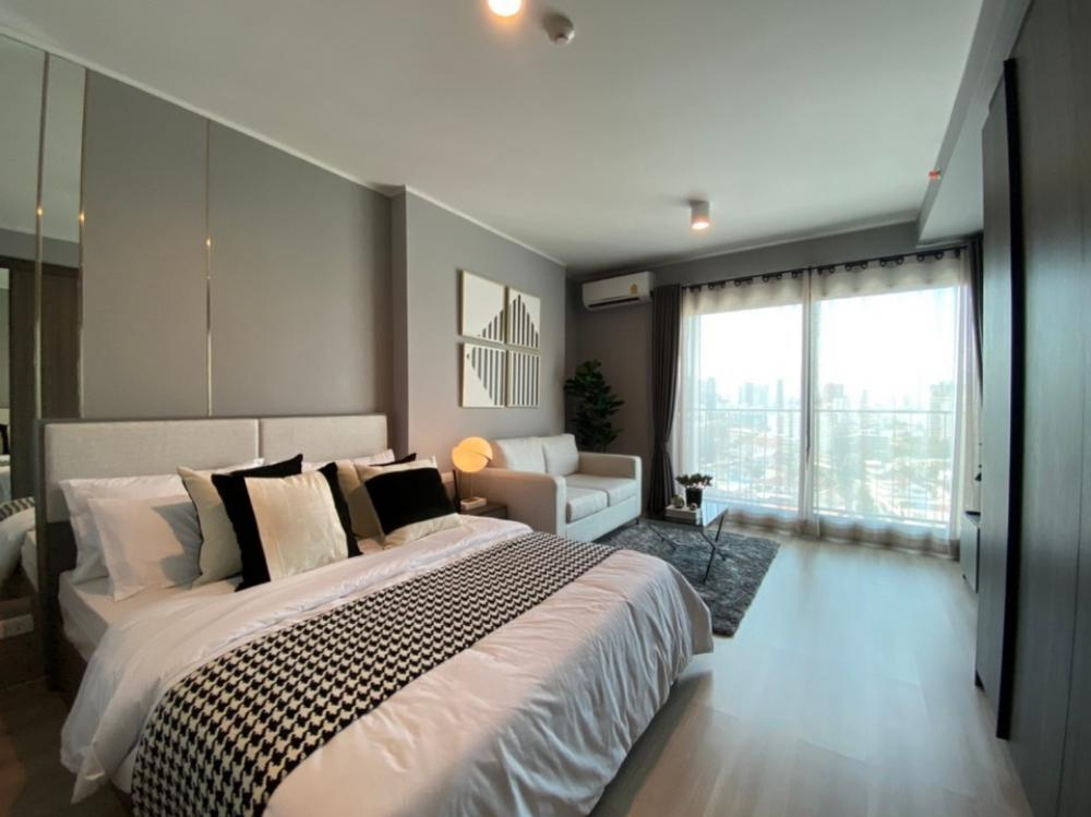 Sale DownCondoRatchadapisek, Huaikwang, Suttisan : Sale down payment Ideo Ratchada-Suthisan The cheapest, now 2.59 million baht, interested call 0868889328