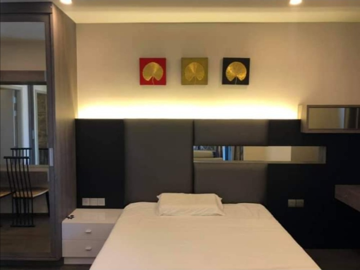 เช่าคอนโดราชเทวี พญาไท : ให้เช่าด่วนน 1 ห้องนอน 34 ตรม. ราคา 15,000