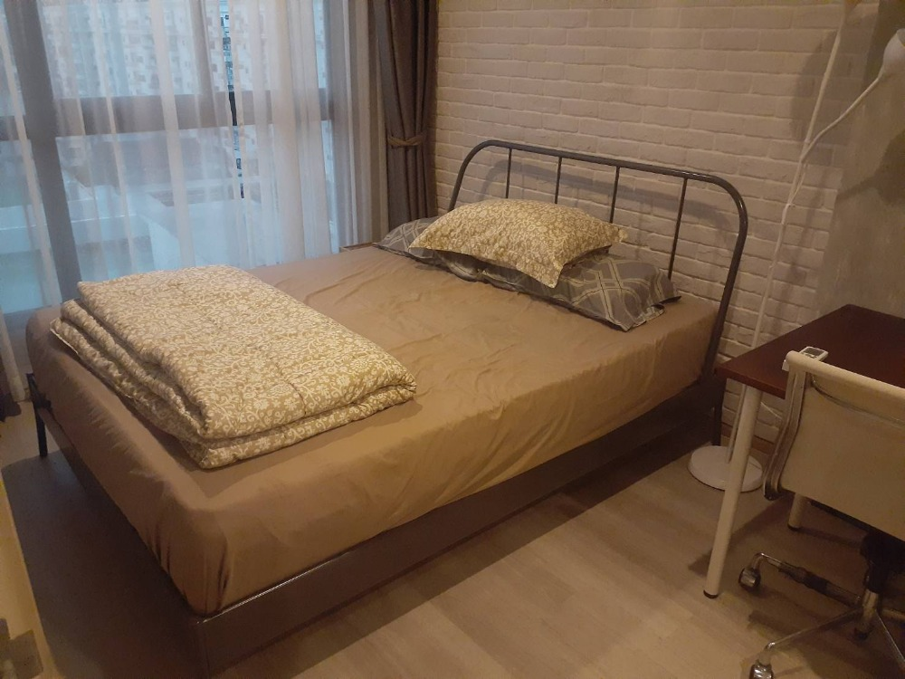 For SaleCondoRatchadapisek, Huaikwang, Suttisan : !! Beautiful room, Condo for sale Quinn Ratchada 17 (Quinn Condominium Ratchada 17), near MRT Sutthisan