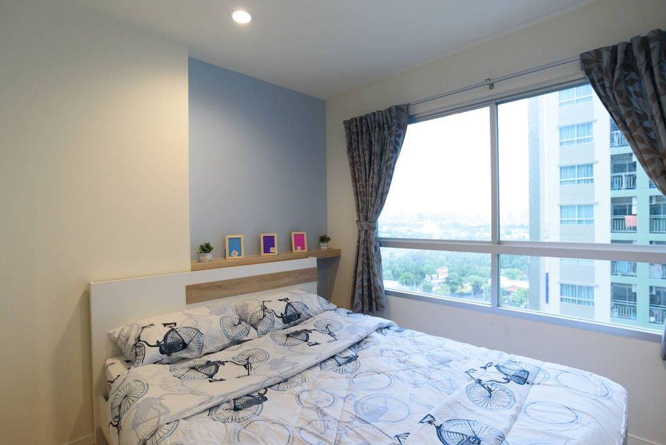 For RentCondoBangkruai, Ratchapruek : ❣️ Condo for rent at Lumpini Nakhon In. (Rama 5 Bridge) Beautiful room ready.