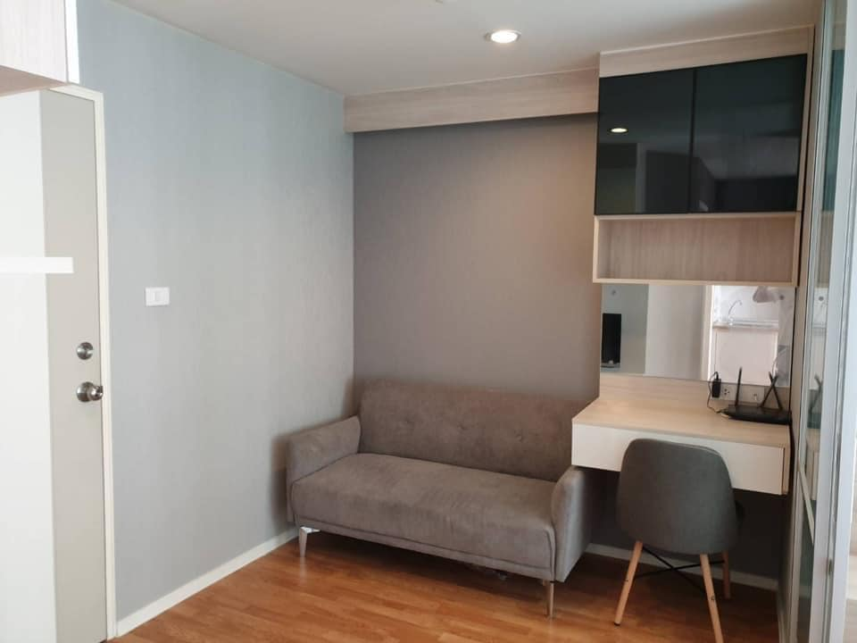For RentCondoBangkruai, Ratchapruek : ❣️ For rent Lumpini Ville Nakhon In-River, beautiful room, ready to move in.