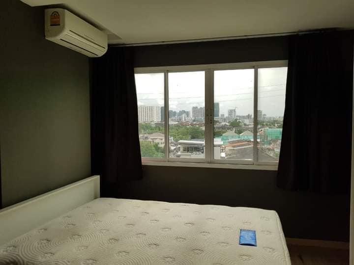 For RentCondoRatchadapisek, Huaikwang, Suttisan : For rent The Maple Ratchada 19 near MRT.