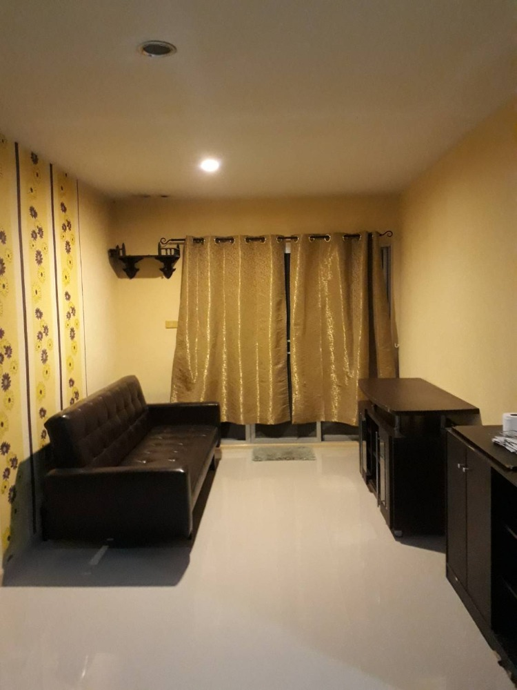 For RentCondoRatchadapisek, Huaikwang, Suttisan : Condo for rent Prasertsuk Place  fully furnished (Confirm again when visit).