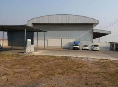 เช่าโกดังพุทธมณฑล ศาลายา : ให้เช่าโกดัง โรงงาน สร้างใหม่ สภาพใหม่ พื้นที่ 1160 ตารางเมตร ถนนเทพนิมิตร-ลานตากฟ้า ศาลายา ทำเลดี
