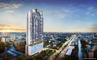 ขายดาวน์คอนโดรังสิต ธรรมศาสตร์ ปทุม : ขายดาวน์ Modiz Launch ห้องแบบ 1 Bedroom Vertical Suite มีเพียง 2 ชั้นทั้งโครงการ ราคาเริ่มต้น 3,100,000 บาท