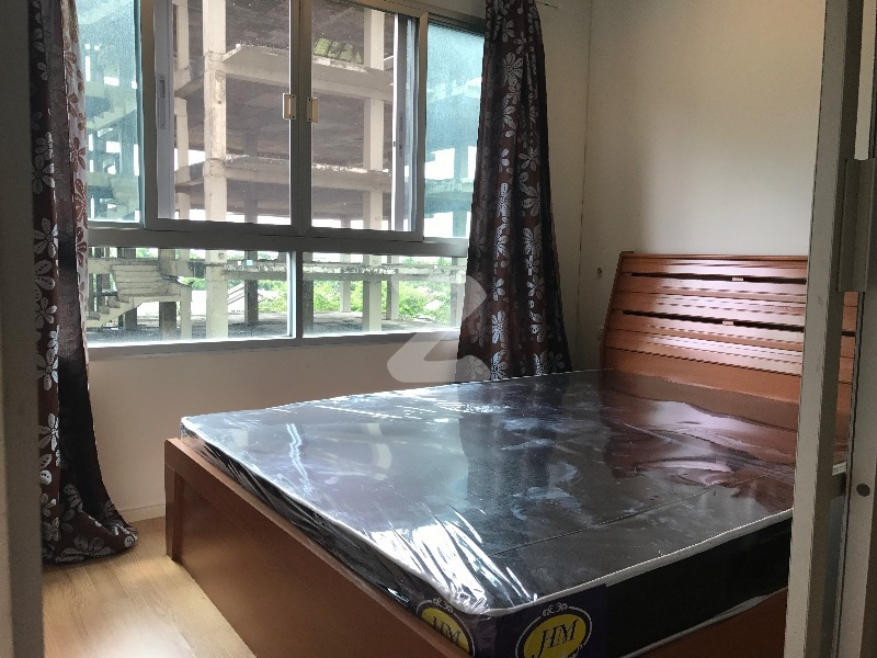 For SaleCondoBangna, Lasalle, Bearing : Condo for sale Lumpini Ville Lasalle - Barring fully furnished. Beautifully decorated, ready to move in !!