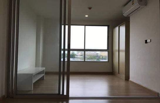 For RentCondoRamkhamhaeng Nida, Seri Thai : Condo for rent, The Niche ID Serithai, empty room, no ferries available, cheap price