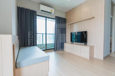 For RentCondoRama9, RCA, Petchaburi : For Rent Lumpini Suite Phetchaburi-Makkasan (31.5 sqm.)