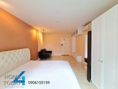 For SaleCondoPattanakan, Srinakarin : Urgent sale D Condo On Nut Suvarnabhumi, beautiful room, sold with appliances and furniture.
