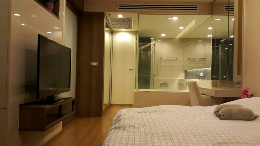 For RentCondoSathorn, Narathiwat : Condo for rent, The Address Sathorn, 1 bed, 56 sqm., Near BTS Chong Nonsi and Surasak, elegant room, located in Sathorn area, very convenient to travel. Complete facilities