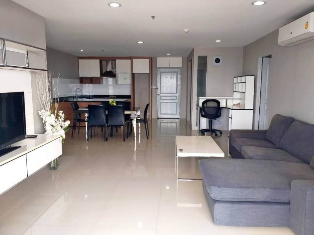 For RentCondoSukhumvit, Asoke, Thonglor : Waterford Diamond Tower 30/1 (Rent 3 Bed 122 Sqm) BTS Phrom Phong (40,000 THB) discounted from 45k