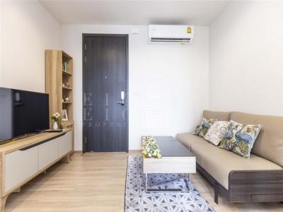 เช่าคอนโดพระราม 9 เพชรบุรีตัดใหม่ : For Rent THE BASE Garden-Rama 9 (31.83 sqm.)
