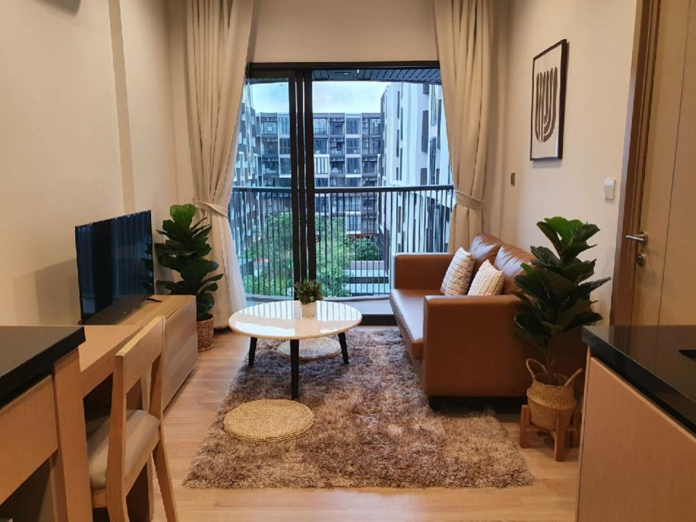 For RentCondoOnnut, Udomsuk : Condo for rent Kawa Haus 1 bed FullyFurnished