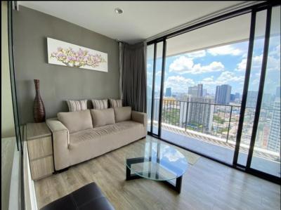 เช่าคอนโดลาดพร้าว เซ็นทรัลลาดพร้าว : ให้เช่า The Issara Ladprao 1 ห้องนอน 38 sqm วิวสวยสุดๆ 180 องศา ทิศเหนือ