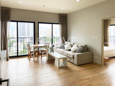 เช่าคอนโดสุขุมวิท อโศก ทองหล่อ : คอนโด โนเบิล รีวิล เอกมัย ห้องมุมสวย 1 ห้องนอน วิวดี ราคาดี พร้อมอยู่ คอนโดใกล้ BTS เอกมัย