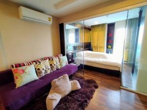 For SaleCondoNawamin, Ramindra : Condo for sale, Parc Exo Kaset-Nawamin, beautiful room, pool view have cashback