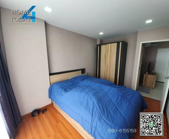 For SaleCondoLadkrabang, Suwannaphum Airport : ขายด่วน Airlink Residence Condo 38 ตร.ม ชั้น 7 ชั้นสูง วิวสวย