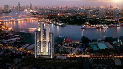 For SaleCondoWongwianyai, Charoennakor : Niche mono Charoennakorn condominium for sale