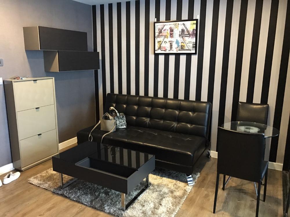 For RentCondoNawamin, Ramindra : Condo for rent, Esta Bliss Ramintra, Condo Esta Bliss 2 bedroom, beautiful room, cheap rent 12,000 baht / month