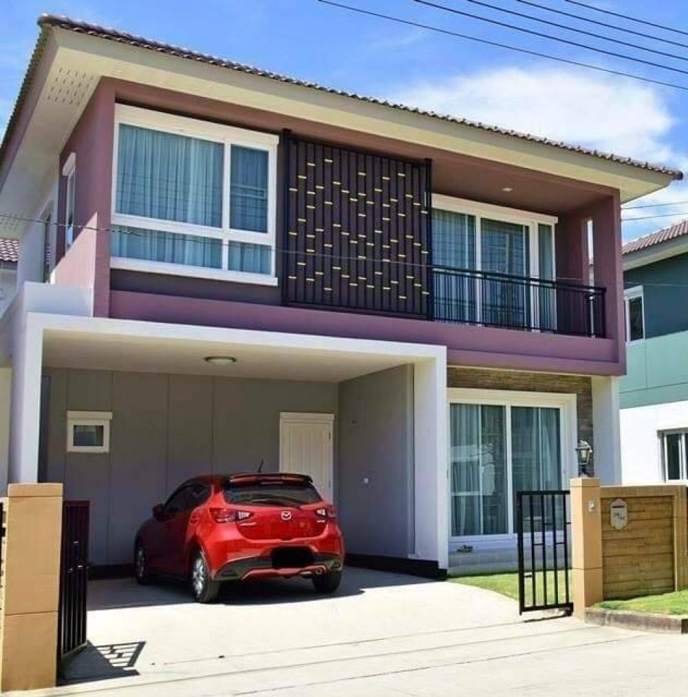 For SaleHouseRama 2, Bang Khun Thian : 🏠🌳 For Sale: Golden Neo Rama 2 (city center) # Single house, new condition, 3 bedrooms, 3 bathrooms, area 36.4 sq m. House in 2017.