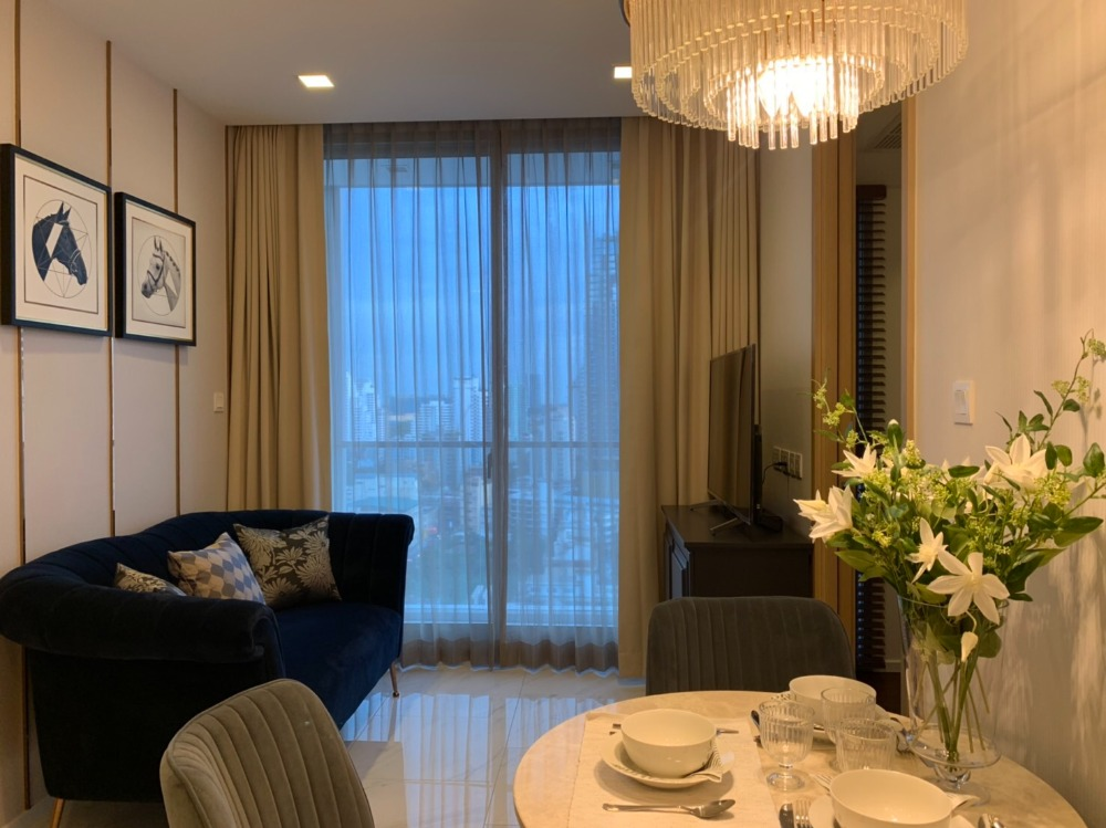 For RentCondoNana, North Nana,Sukhumvit13, Soi Nana : Rent 2 bedroom HYDE SUKHUMVIT 11