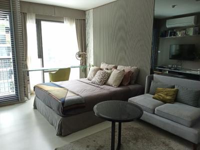 เช่าคอนโดสุขุมวิท อโศก ทองหล่อ : RHYTHM 36-38 - 1 Bedroom For Rent