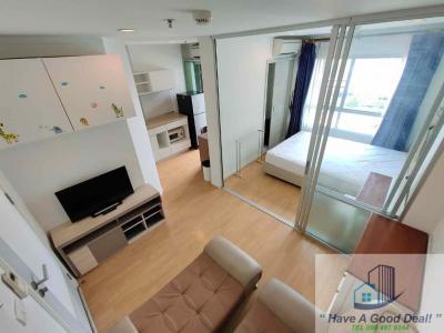 For RentCondoPattanakan, Srinakarin : Apartment 26 sq m. Lumpini Place Srinakarin-Huamark