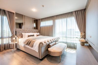 ขายคอนโดลาดพร้าว101 แฮปปี้แลนด์ : A1516 ขายด่วน Happy Condo Ladprao 101 ตกแต่งสวยมาก 2 นอน 1 น้ำ ตึก South (เลี้ยงสัตว์ได้)**