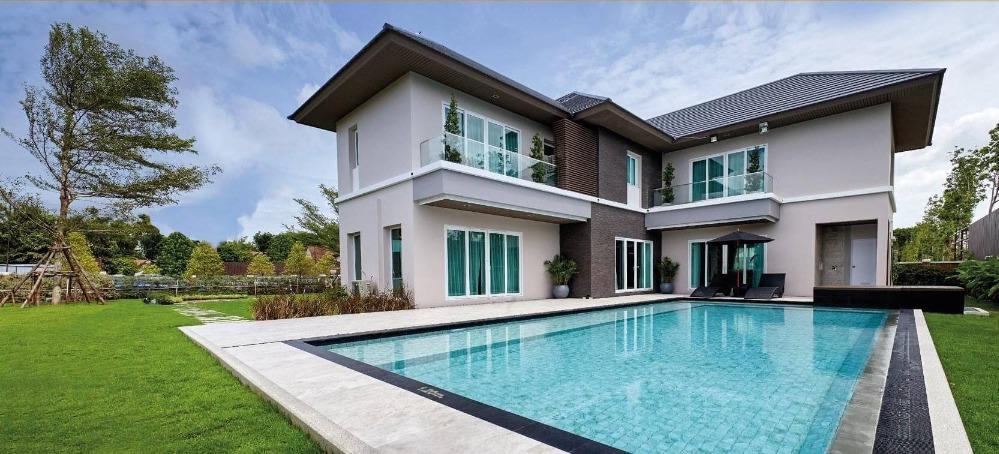 ขายบ้านแจ้งวัฒนะ เมืองทอง : Selling : Luxury House , Jangwattana , close to ISB internation school Harrow Internation School