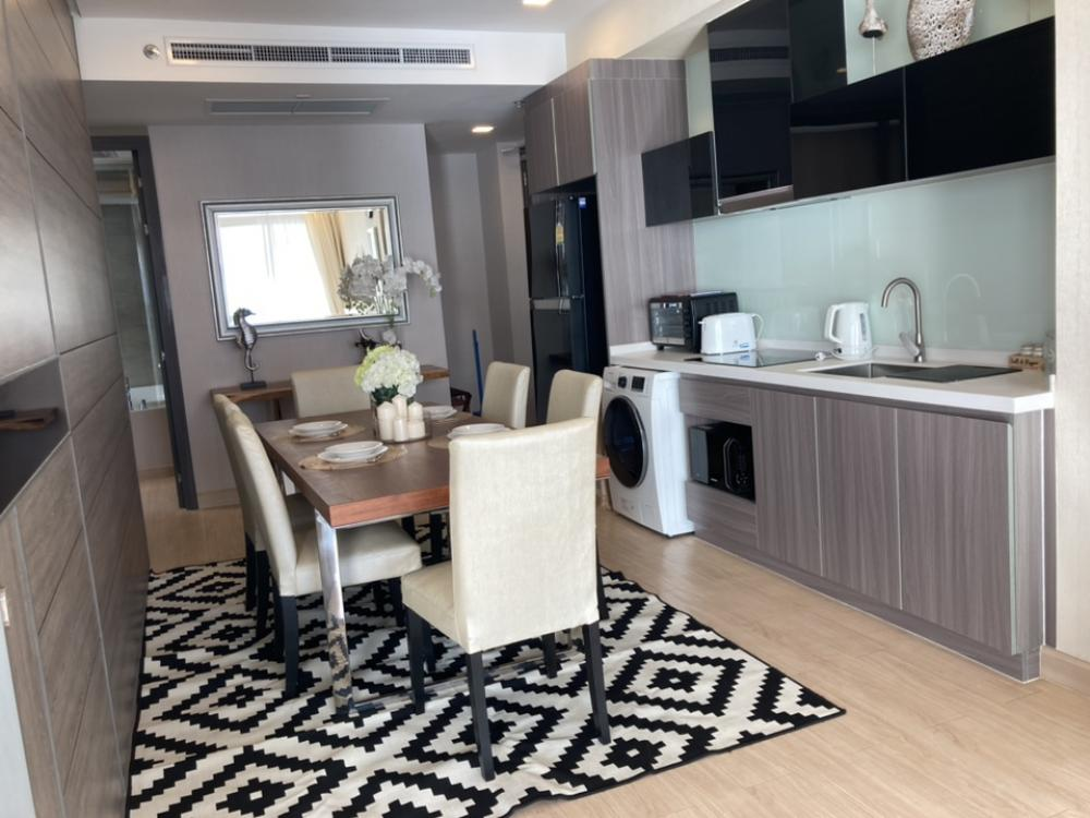For SaleCondoChonburi, Pattaya, Bangsa : Cetus Beachfront Condominium Pattaya 2 bedrooms type 9 million baht