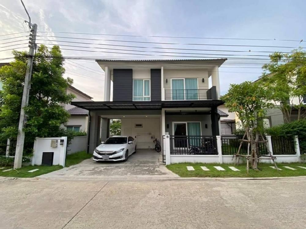 For SaleHouseLadkrabang, Suwannaphum Airport : 🏠🌳 v Single house Centro (Rama 9-Motorway) 6.6 MB.