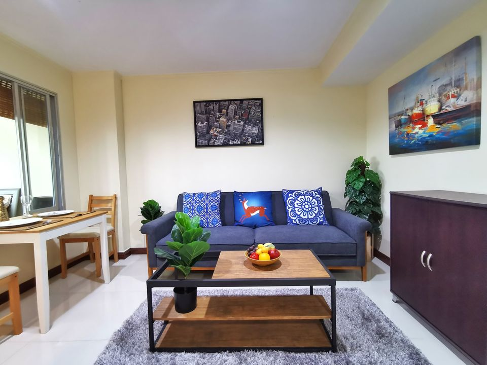 For RentCondoOnnut, Udomsuk : M2944-Condo for rent Lumpini Ville Sukhumvit 77 near BTS On Nut + washing machine ready to move in.