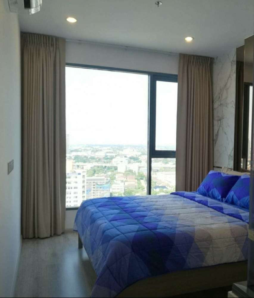 For RentCondoOnnut, Udomsuk : Condo for rent  IDEO Mobi Sukhumvit 66   fully furnished (Confirm again when visit). Size 42 SQM.  1 bed1 bath.