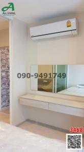 For RentCondoSamrong, Samut Prakan : Condo for rent: Aspire Erawan, next to BTS Erawan Station