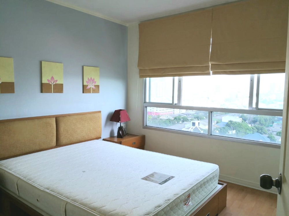 For RentCondoRamkhamhaeng, Hua Mak : For rent LPN Ville Ramkhamhaeng 44, beautiful room, 36 sq m. 8,000 baht / month.