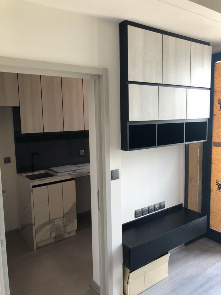 For SaleCondoOnnut, Udomsuk : Duplex 1 Bed Room: The Line Sukhumvit 101