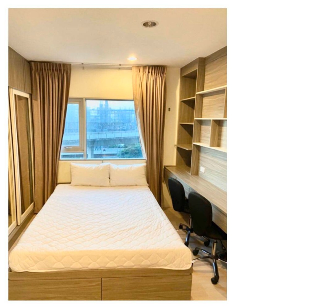 For RentCondoThaphra, Wutthakat : Condo for rent  Aspire Sathorn Thapra  fully furnished (Confirm again when visit). Size 23 SQM.  studio room1 bath.