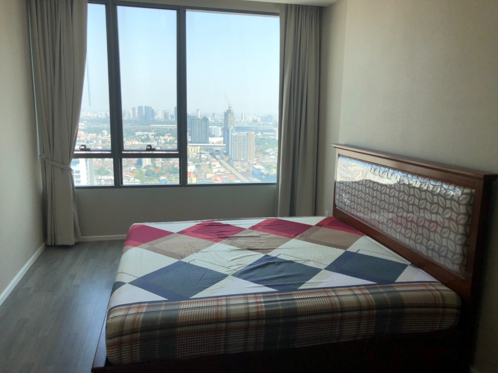 For SaleCondoBang Sue, Wong Sawang : Condo for sale 333 Riverside  fully furnished. Size 45 SQM.  1 bed1 bath.