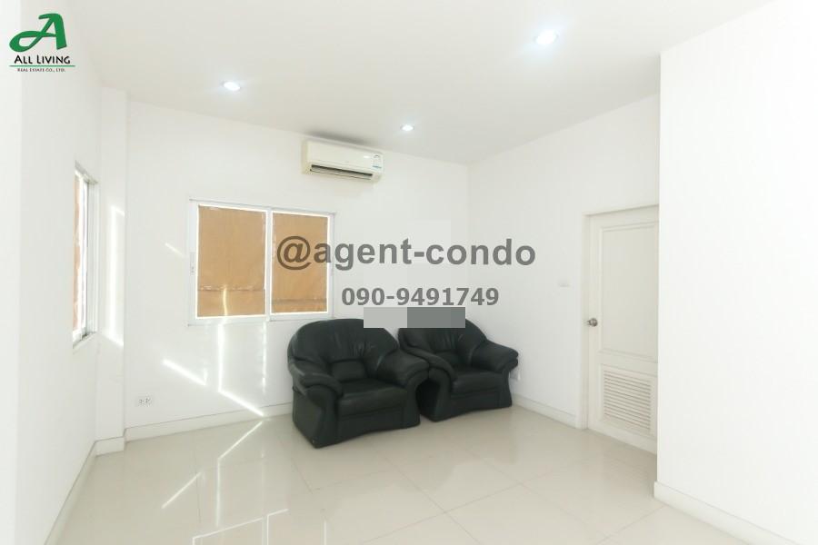 For RentShophouseKaset Nawamin,Ladplakao : Home office for rent Kan Siri Ramintra-Nuanchan 48