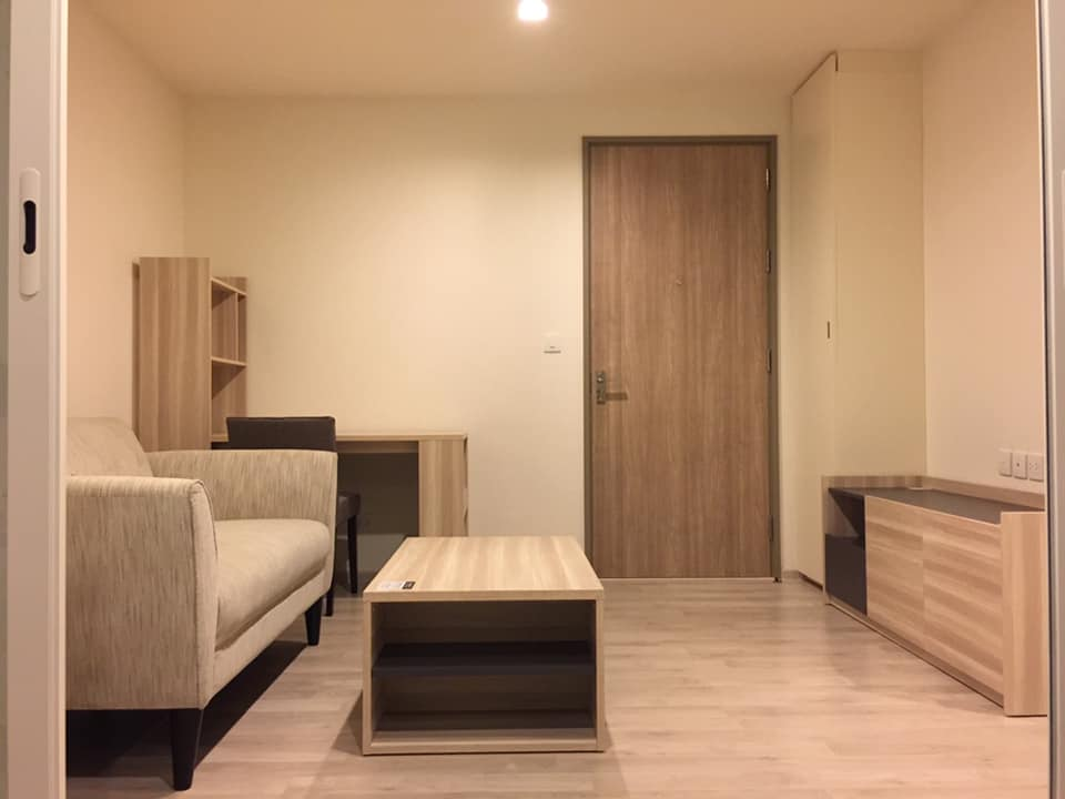 For RentCondoKasetsart, Ratchayothin : 🔥🔥 ** Special price 10,000 baht Condo for rent Chambers Chaan Ladprao-Wanghin (Chambers Chaan Ladprao-Wanghin), size 30 sqm, 4th floor.