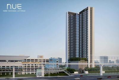 ขายคอนโดลาดพร้าว เซ็นทรัลลาดพร้าว : ขายดาวน์💥 ห้องสวย Unblock View คอนโด Nue Noble Ratchada-Ladprao ติด MRT ลาดพร้าว