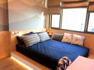 เช่าคอนโดลาดพร้าว เซ็นทรัลลาดพร้าว : For Rent 租赁式公寓 Whizdom รัชดา-ลาดพร้าว (1bed )30.9sq.m. 14,000 THB Tel. 065-9899065