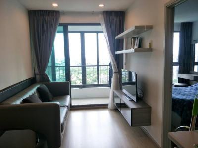 เช่าคอนโดท่าพระ ตลาดพลู : 🎉ให้เช่า 1 ห้องนอน ห้องใหม่มาก แต่งสวย ราคาถูกสุดๆ