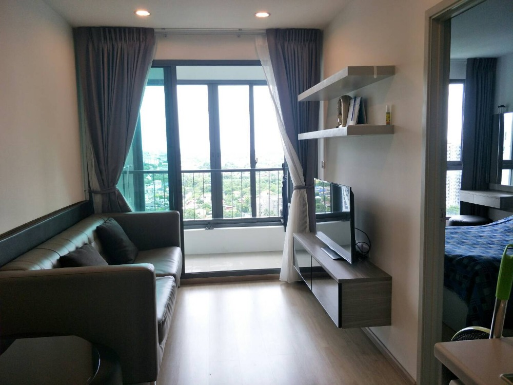 For RentCondoThaphra, Wutthakat : 🎉 For rent 1 bedroom, very new room, beautiful decoration, very cheap price.
