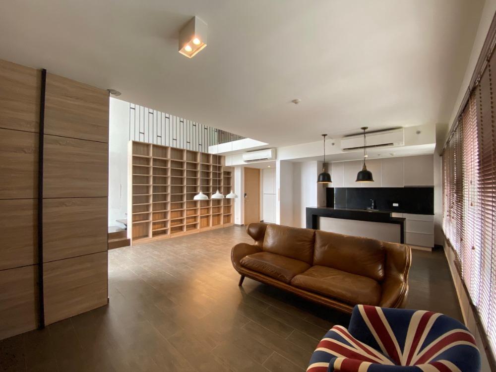 เช่าคอนโดสุขุมวิท อโศก ทองหล่อ : Condo For Rent – Loft Ekkamai  penthouse