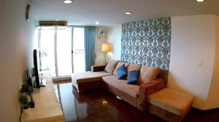 For RentCondoKhlongtoei, Kluaynamthai : Condo for rent TaiPing Towers Sukhumvit 63 102 sqm. Ready to move in immediately.