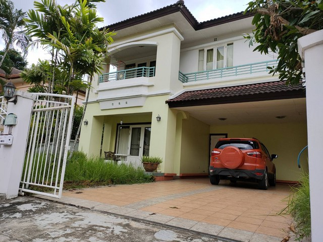 For SaleHouseChiang Mai, Chiang Rai : AE0339 2 storey detached house for sale, ready to move in, decorated like a 76 sq m hotel, 3 bedrooms, 3 bathrooms, Laddarom San Phi Suea