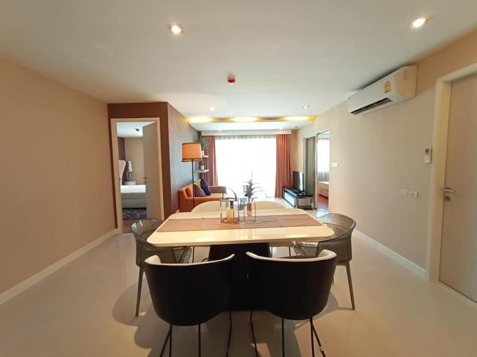 For RentCondoSukhumvit, Asoke, Thonglor : +++ Urgent rent +++ Le NICE Ekamai 3 bedrooms, 94.5 sq.m. *** Very beautiful decoration, ready to move in ***