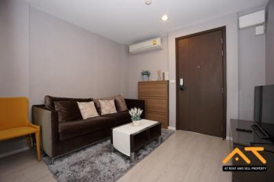 For SaleCondoSathorn, Narathiwat : Condo for sale: Rhythm Sathorn - Narathiwat - 1 bedroom furnished, special price.