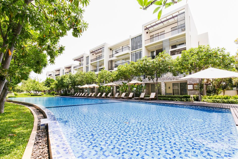 For SaleCondoCha am, Hua Hin : ฺฺBaan Nub Kluen, Beachfront condominium Hua Hin, Khao Tao Beach 2 bedrooms